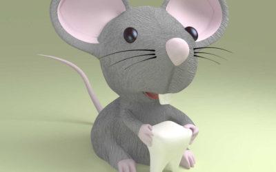 Conosci la storia del topolino dei denti?