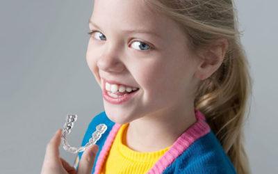 Una nuova ortodonzia per bambini, con Invisalign First