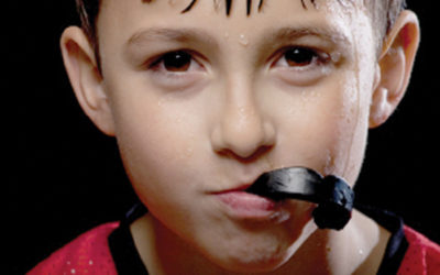 Prestate attenzione alla salute dentale dei vostri piccoli atleti!