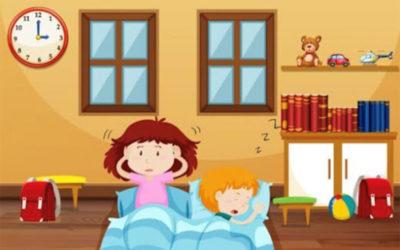 OSAS nei bambini: hai mai sentito tuo figlio russare?